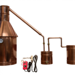 TDN - 10 Gallon Electric Moonshine Still - Complete