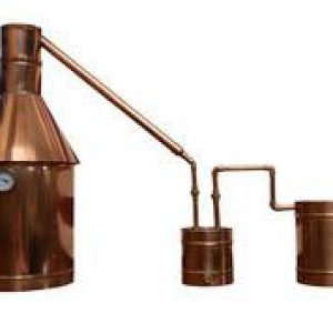TDN - 10 Gallon Copper Moonshine Still - Complete