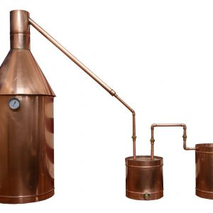 TDN- 20 Gallon Copper Moonshine / Liquor still Distillation Unit
