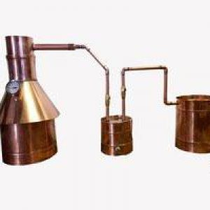TDN- 2 Gallon Moonshine Still - Complete Unit + Hotplate